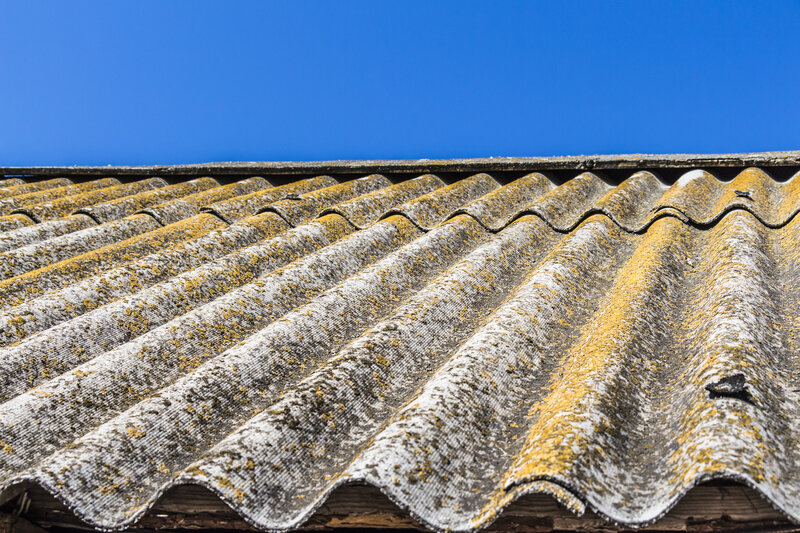 Asbestos Garage Roof Removal Costs Northampton Northamptonshire